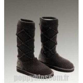 Anormales Bottes Ugg de chocolat-182 Classic Cardy