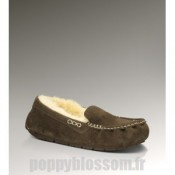 Anormales chaussons de chocolat Ugg-305 Ansley