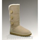 Bottes Ugg-095 Triplet Bailey Button sable