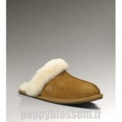 Cozy Ugg-344 Scuffette II chataignier chaussons