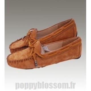Flexible Ugg-315 Dakota Chatain chaussons
