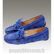 La combinaison parfaite Ugg-313 Dakota Blue chaussons