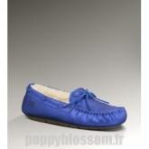 Les tendances de style Ugg-310 Dakota Blue chaussons