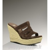 Meilleures Sandales de chocolat Ugg-275 Tawnie