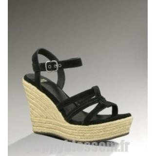 Sandales Ugg-267 Callia Noir