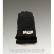 Ugg-040 Tournez Gants manchette noir