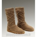 Ugg-167 Classic Cardy Bottes Chataigne