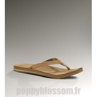 Ugg-268 Chatain Kayla Sandals