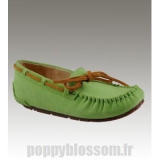 Ugg-338 Dakota vert chaussons