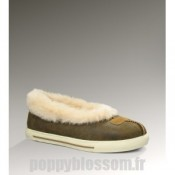 Ugg-351 Bomber Jacket Rylan chataignier chaussons