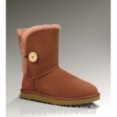 Ugg Bailey Button Bottes 077 Auburn