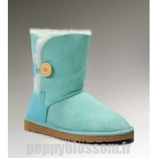 Ugg Bottes-080 Bailey Button Emeraude