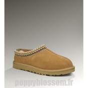 Ugg Tasman-334 Chatain chaussons