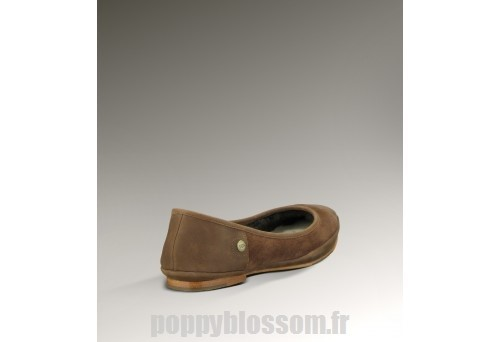 Mode Site Ugg-114 Elen Appartements chocolat Ballet