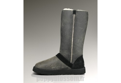 Freestyle Ugg-156 Grand Dylyn Classic Black Bottes
