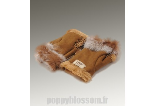 Excellente gants Ugg-023 Mitaines Chataigne?