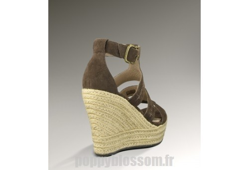 Attrayants Sandales de chocolat Ugg-269 Lauri