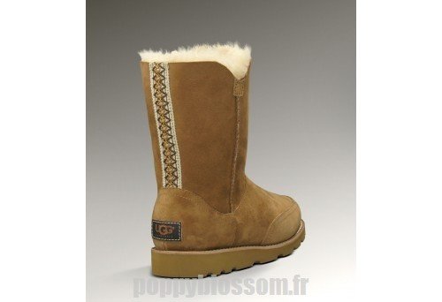Promotions Bottes Ugg-294 Shanleigh Chataigne?