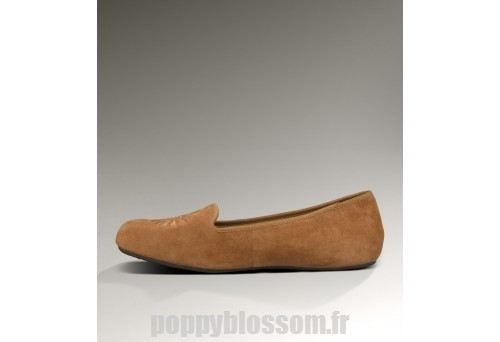 Abordable Ugg-302 Alloway chataignier chaussons?
