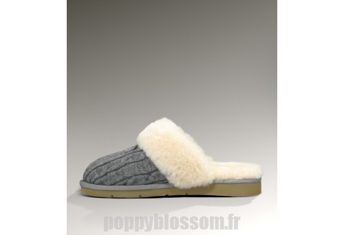 Différents styles Ugg-328 Knit Cozy Gris chaussons?