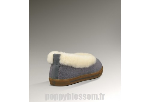 Sommet des charts Ugg-337 Laine Rylan Gris Chaussons?