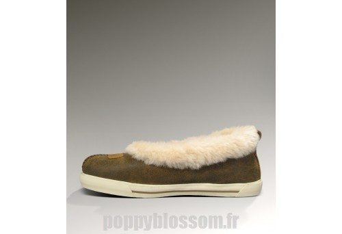 Durable Ugg-351 Bomber Jacket Rylan chataignier chaussons