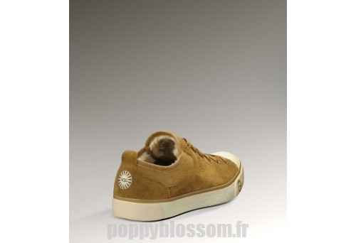 Authentique Ugg-356 Evera chataignier Sneakers?