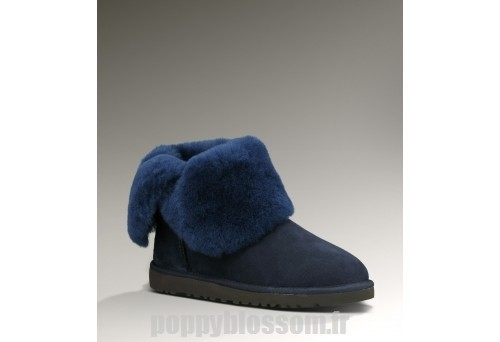 Excellente Bouton Ugg Bottes Bailey-082 de la Marine?