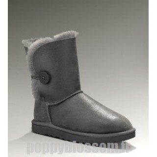 Acheter Ugg-110 bombardier Bailey Button Jacket Gris Bottes