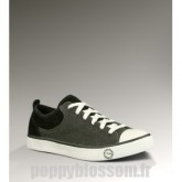 Acheter Ugg-361 Toile Evera Noir Sneakers
