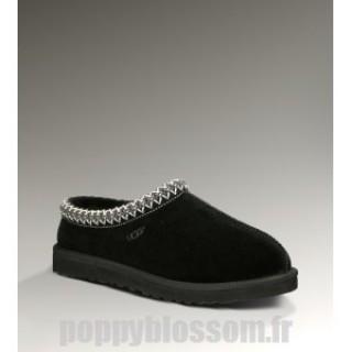 Assurance de la Ugg Tasman-333 Noir chaussons