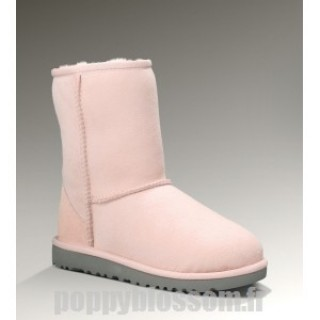 Bottes Ugg Factory Direct-043 Classic Short rose