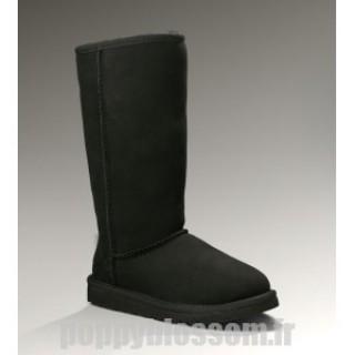 Bottes hautes noires classiques parfait Ugg-028