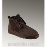 Cozy Boots Ugg Chocolat-066 Neumel