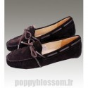 Cozy Ugg-314 Dakota Brown chaussons
