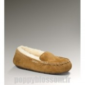 Incroyable Ugg-304 Ansley chataignier chaussons