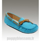 Mode Ugg-321 Dakota Blue chaussons