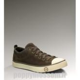 Mode Ugg-357 Evera Sneakers de chocolat