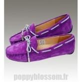 Refuser l'obéissance Ugg-318 Dakota Violet chaussons