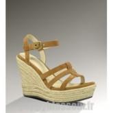 Sandales Ugg-289 Callia Chataigne
