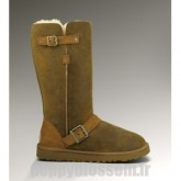 Street Fashion Ugg-157 Grand Dylyn marron classique Bottes