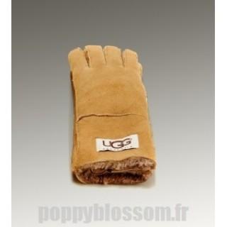 Ugg-036 Tournez Cuff Glove Camel