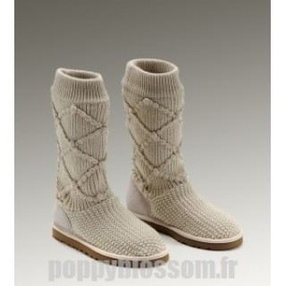 Ugg-132 Classic Cardy Bottes Sable
