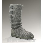 Ugg-176 Classic Cardy Bottes Gris
