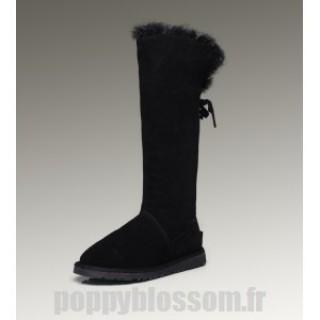 Ugg-213 Grand Fur Noir Fox Bottes
