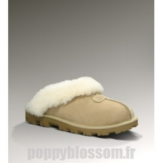 Ugg-309 Coquette sable chaussons