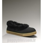 Ugg-330 Rylan noir chaussons
