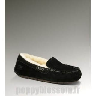 Ugg-339 Ansley noir chaussons