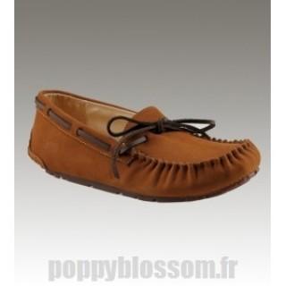 Ugg-341 Dakota Chatain chaussons