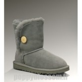 Ugg Bailey Button-003 Gris Bottes